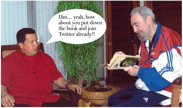 Fidel-and-chavez-twitter
