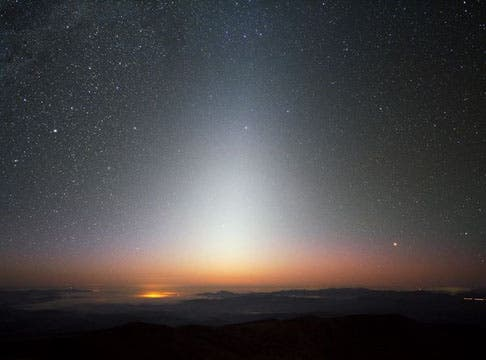 Zodiacal-light-chile