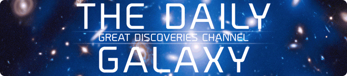 The Daily Galaxy