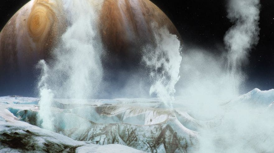 Europa's Plumes