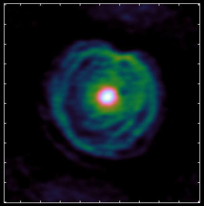 Red Giant Spiral