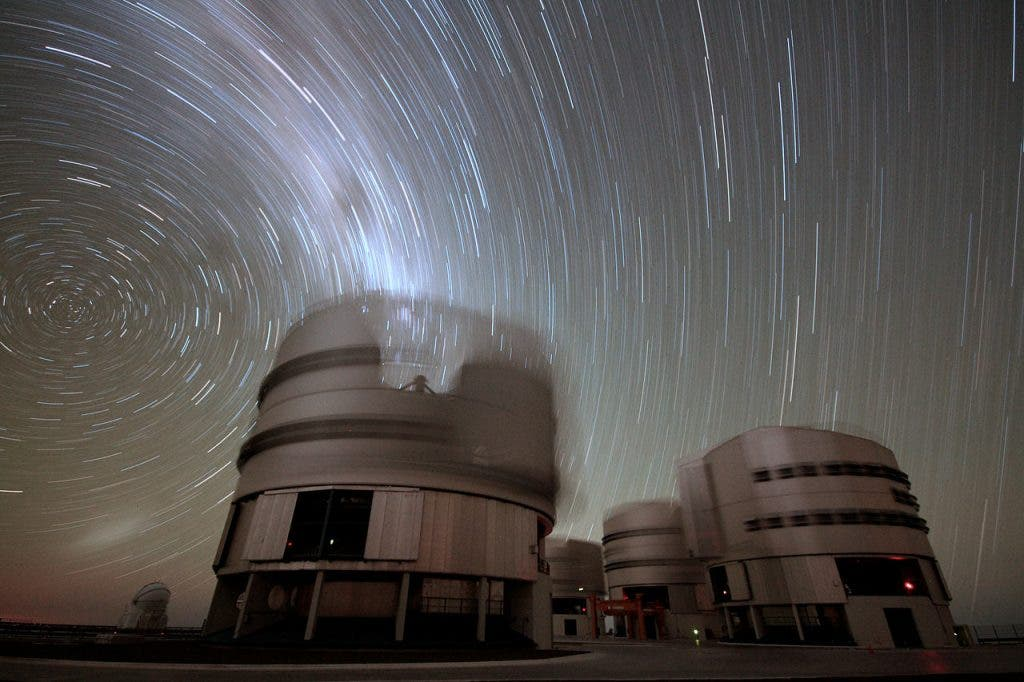ESO Observatories