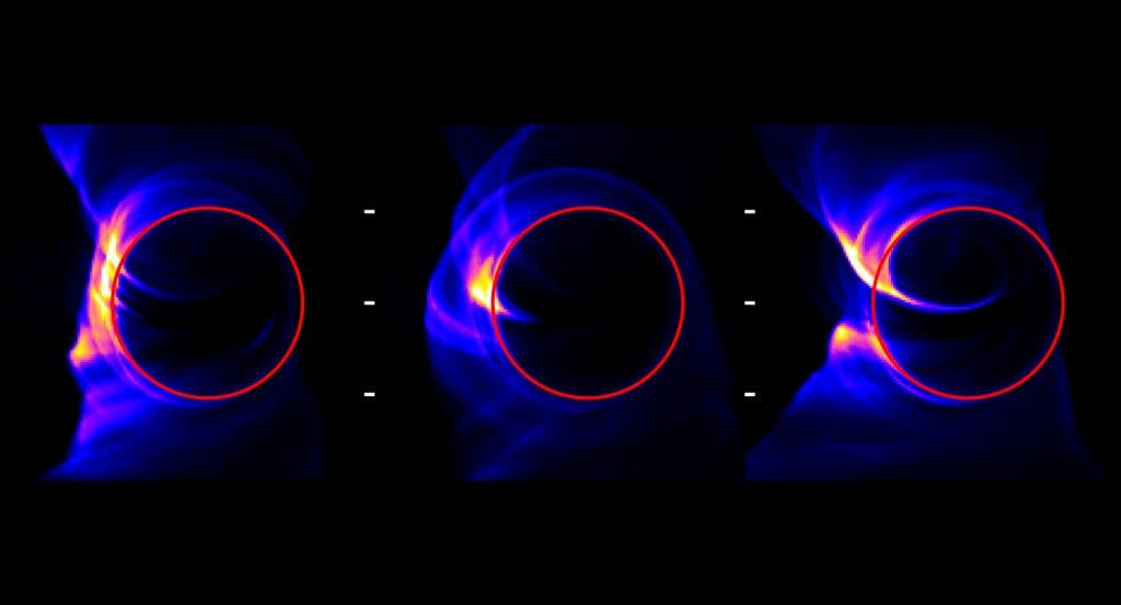 Images of a Black Hole