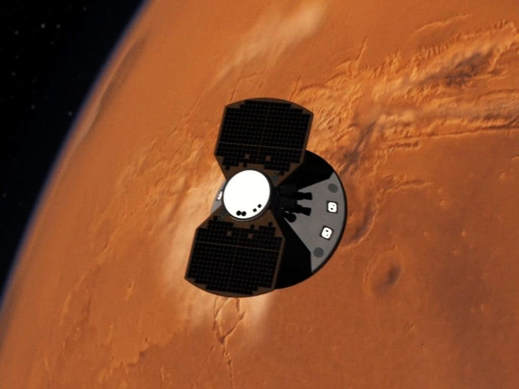 NASA Insight Mars Mission