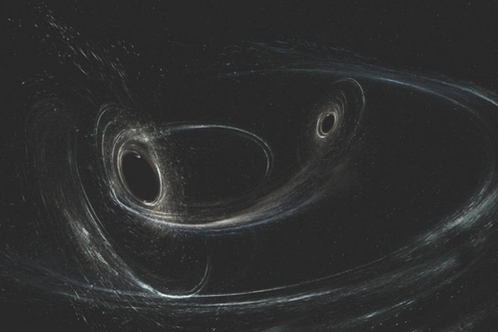 Merging Black Holes