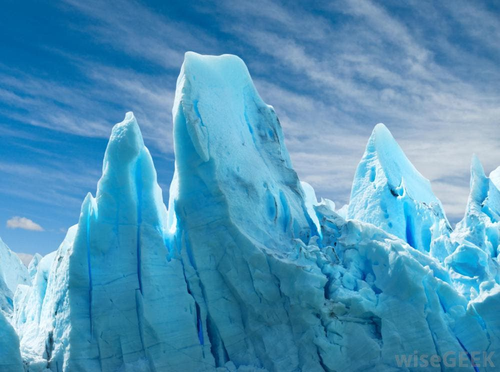 Ice Age Remnants