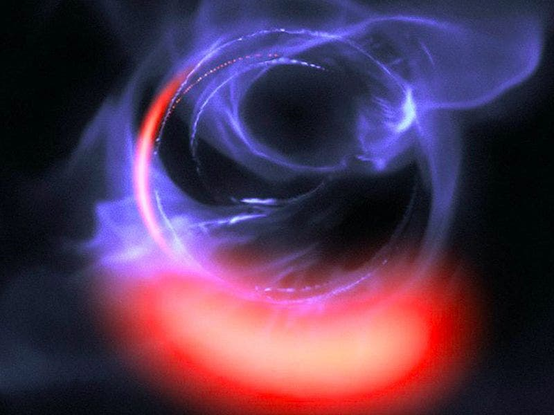 Milky Way's Supermassive Black Hole