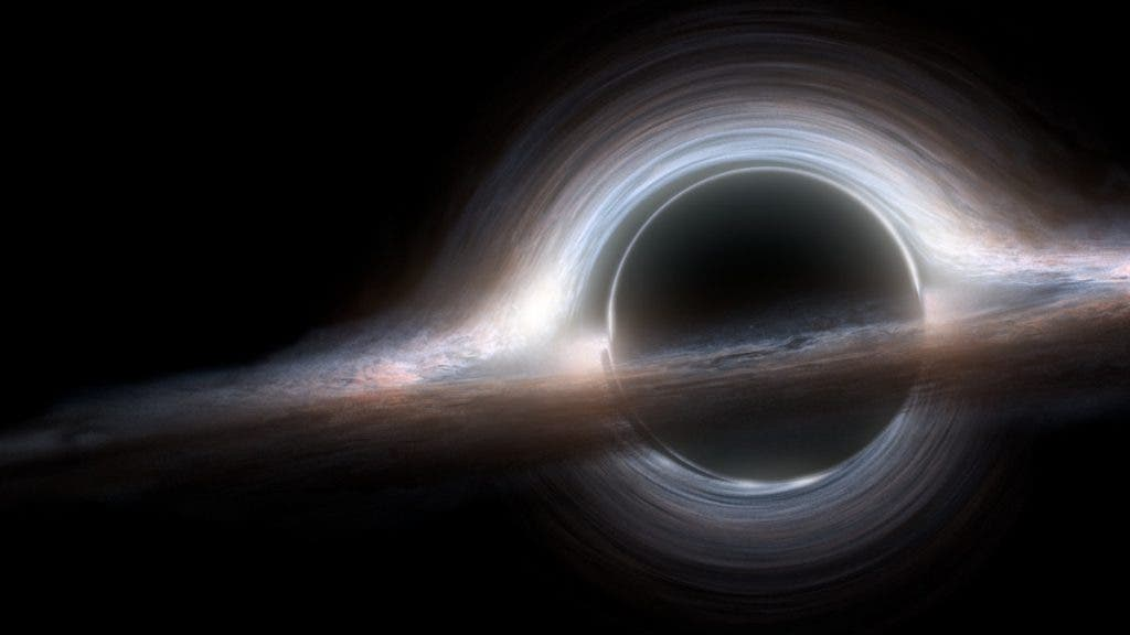 Interstellar Black Hole