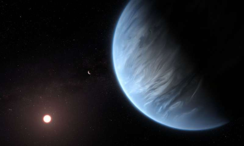 Hubble Super Earth K2-18b