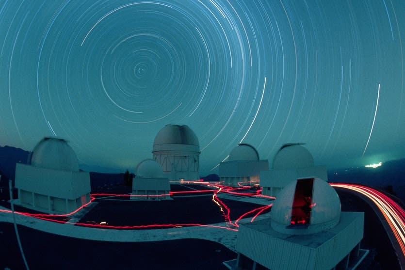 ESO Observatories Chile