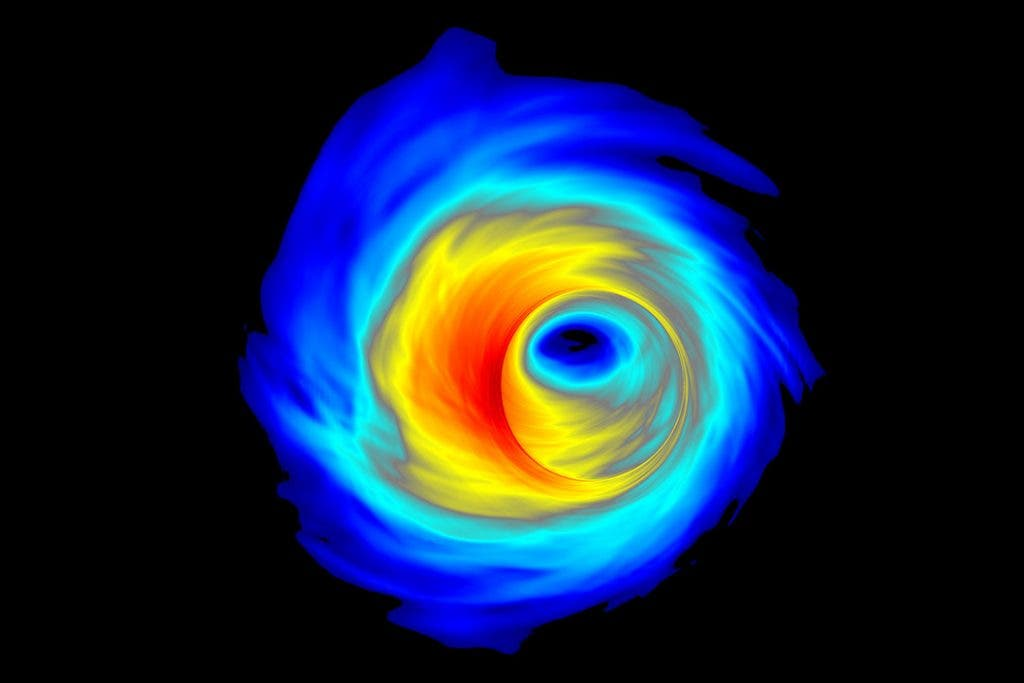 Black Hole accretion disk