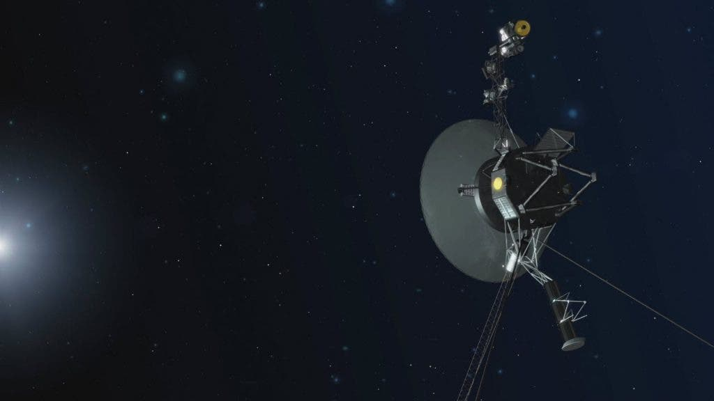 Voyager 2 enters the interstellar space after 42 years