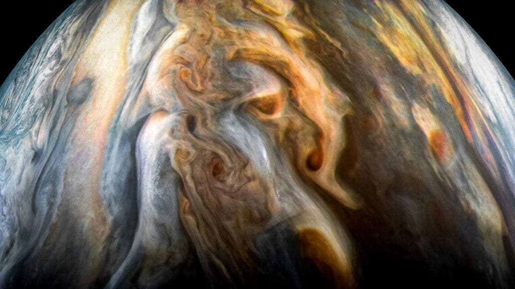 "Jupiter's Water Mystery –""Juno Probe Finds Amount Increasing"" - The Daily Galaxy --Great Discoveries Channel"