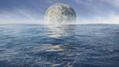 """""""So Long, and Thanks for All the Fish"""" --Ocean Physics May Hold Key to Finding Life on Exoplanets"""