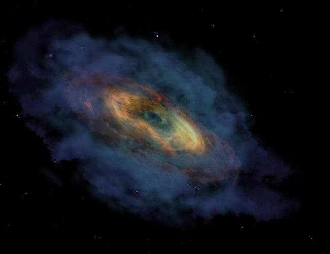 "The Monster Black Hole at the Beginning of the Universe --""Unseen Spinning Source of Creation"""