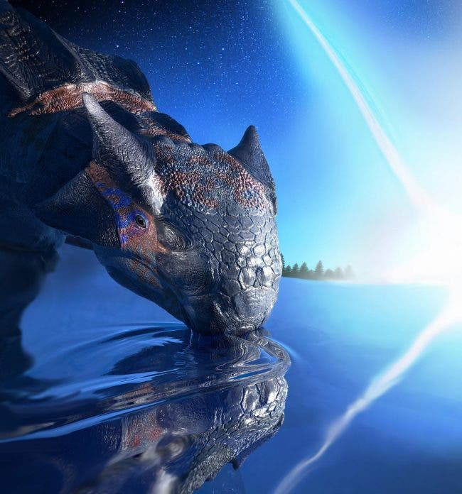 """""""Darkness Shrouds the Planet"""" --Impact Winter Closes Case on End of Dinosaur Reign"""