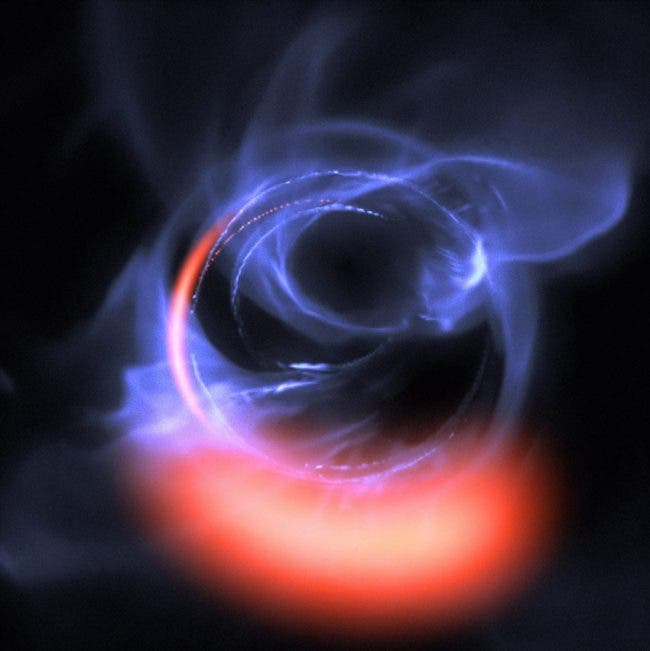 Milky Way's Black Hole