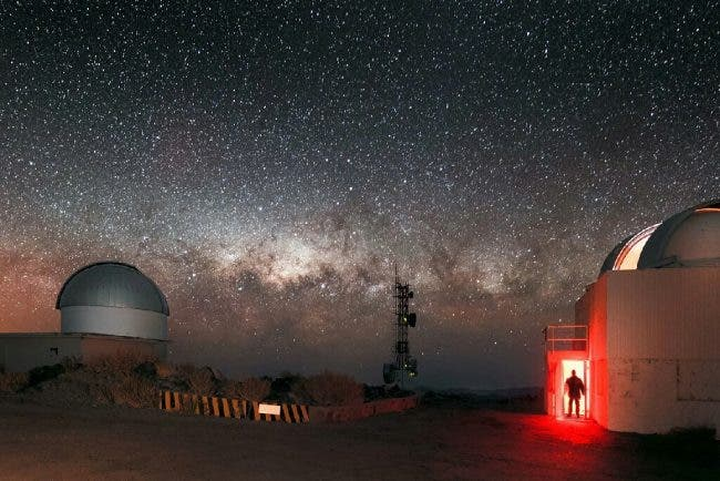 "Heard in the Milky Way --""Exotic Objects at Milky Way's Center to China's Warning of Alien Contact"""