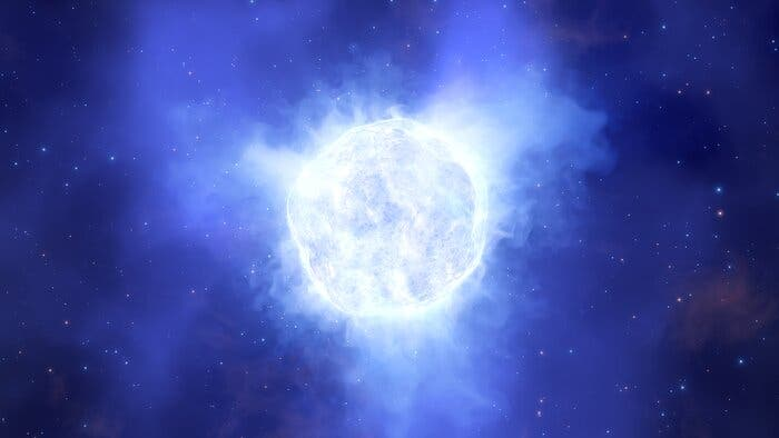 """""""Vanished"""" --The Mystery of a Massive Mystery Star in a Dwarf Galaxy"""