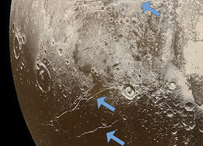 """Pluto """"Started Out Hot, with a Liquid Ocean"""""""