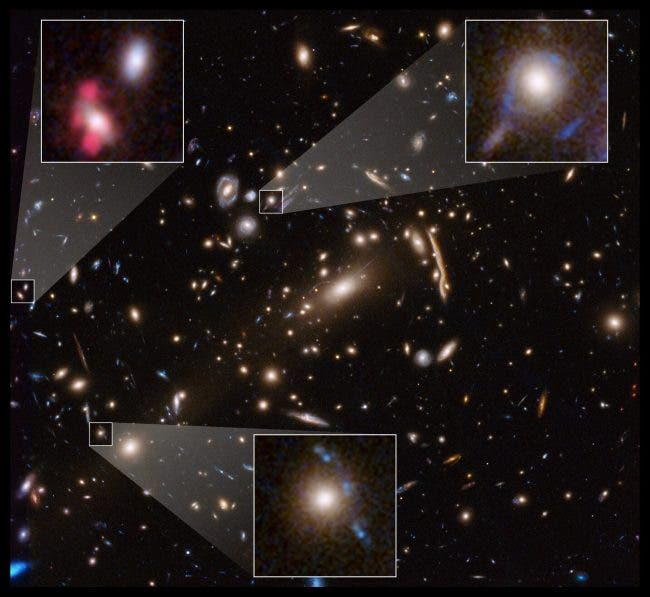 Scientists confounded by new findings on universe's mysterious dark matter
